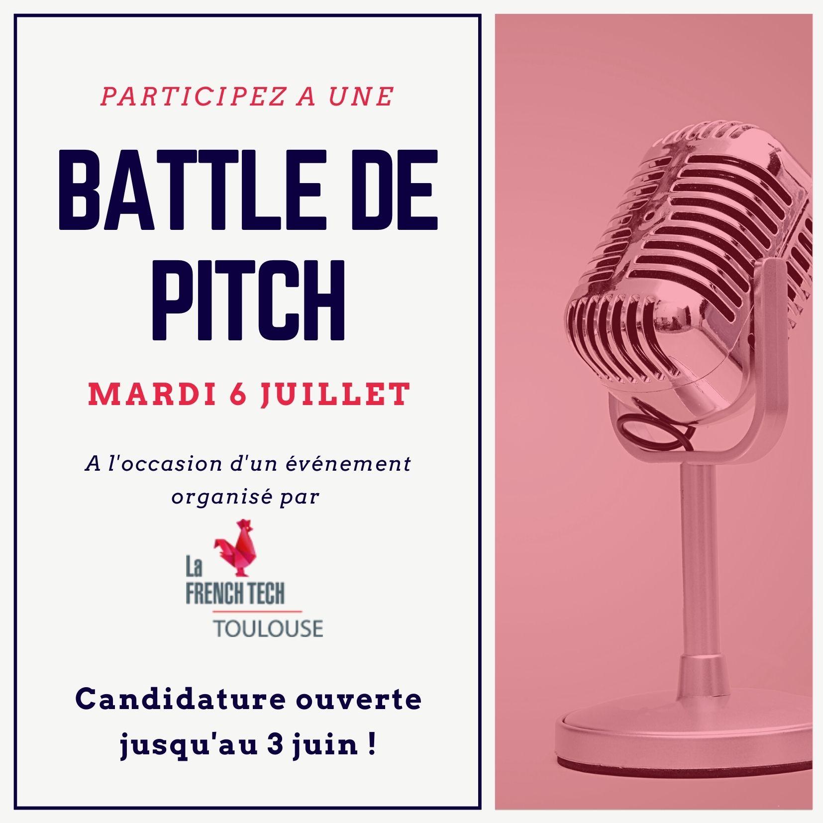 Visuel communication Battle de pitch