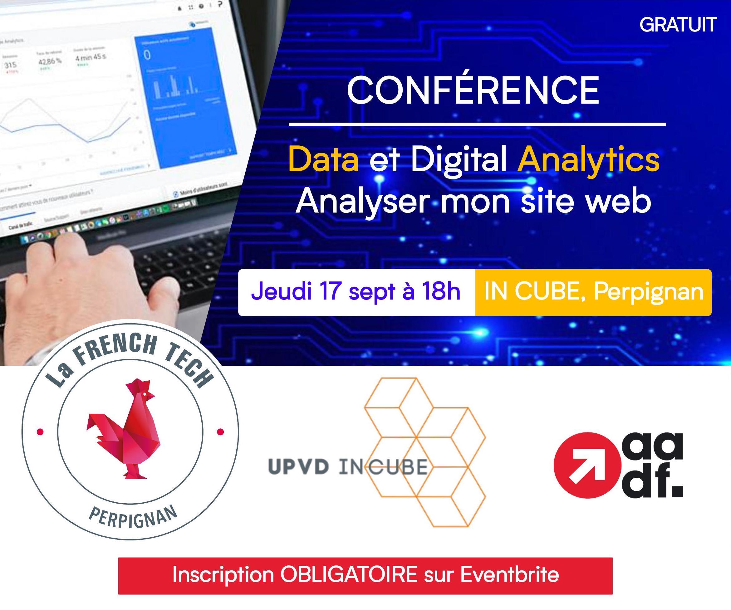 Reseaux sociaux Conference Data Perpignan 17 sept 20
